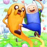 Adventure Time Fan-Art by Lord Ry (Ry-Spirit)! Featuring Fin & Jake, Princess Bubblegum & Marceline, Fionna & Cake what time is it