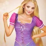 Real Life Disney Princesses by Jirka Vinse, Featuring Tinkerbell, Rapunzel, Jasmin, Mulan, Ariel, Jane & More2