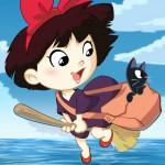 Studio Ghibli Fan-Art by Kevin Bolk, Featuring Totoro, Kiki, Mononoke, Nausica, Howl's Moving Castle & More3