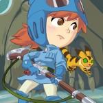 Studio Ghibli Fan-Art by Kevin Bolk, Featuring Totoro, Kiki, Mononoke, Nausica, Howl's Moving Castle & More4