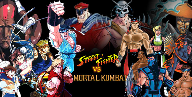 Mortal Kombat Vs Street Fighter Ultimate Fan Fights Ep 2 Live Action Scorpion Ryu Battle To The Death