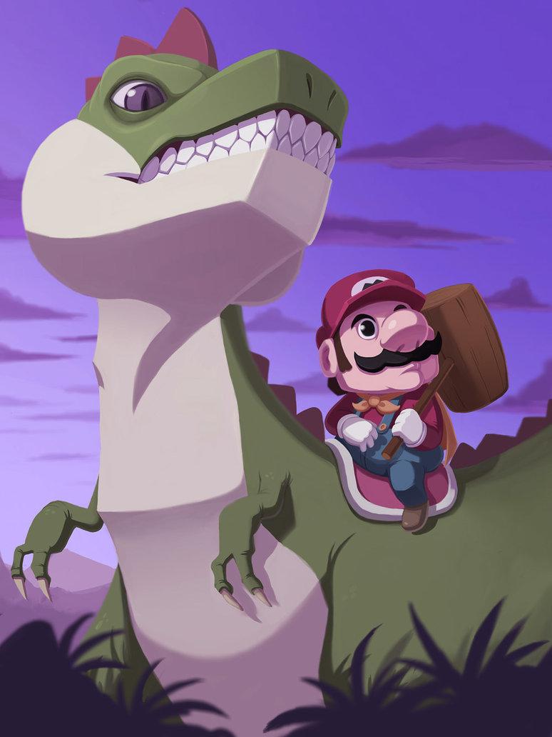 Jorge Eduardo Ruiz  Pegosho  Nintendo Artwork Featuring Legend Of Zelda  Mario  Earthbound