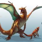 pokemon realistic arvalis RJ Palmer nintendo gamefreak charizard charmander