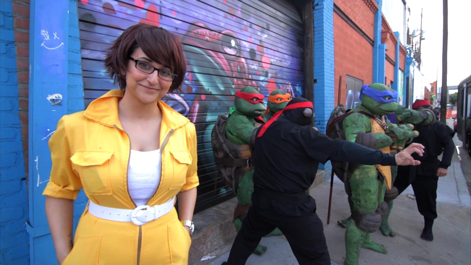 Dallas ComicCon TMNT NINJA RAP Ft. Black Nerd Comedy FINAL_00001