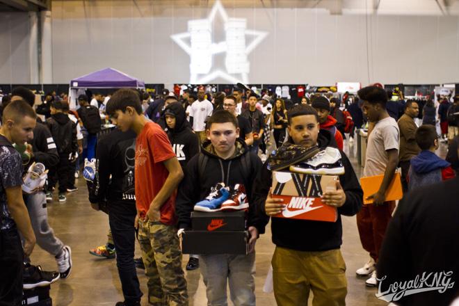 Houston Sneaker Summit LoyalKNG 2014