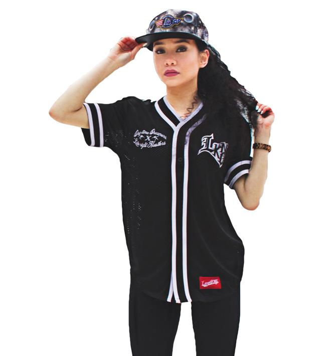 LKNG Baseball Jersey