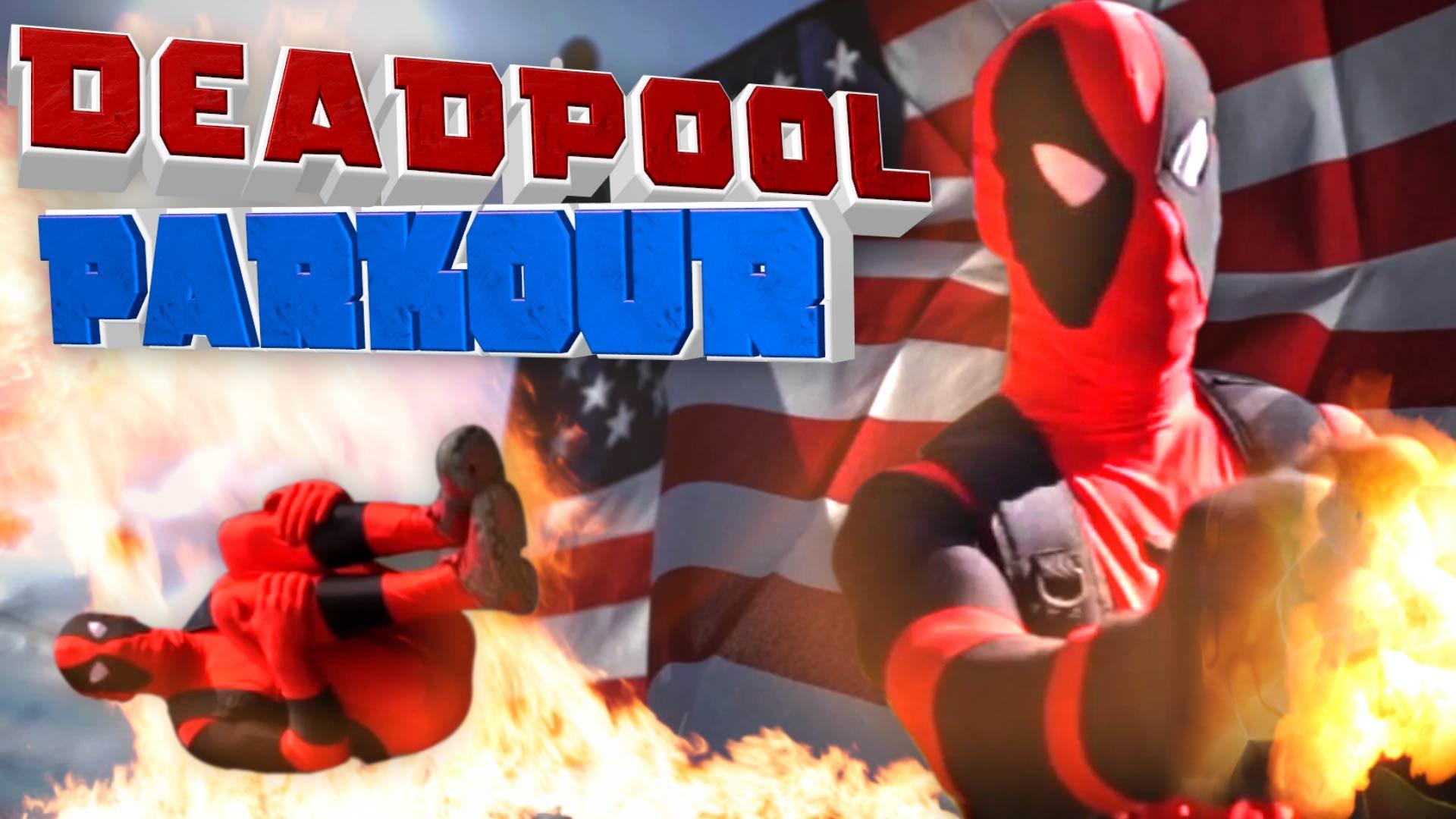 Deadpool parkourmaxresdefault