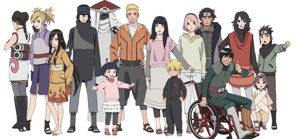 Naruto gaiden 700 1 boruto vs sarada uchiha manga chapter review and reaction by realtdragon - Naruto pour les adultes ...